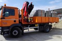 dovoz zámkové dlažby