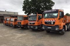 autodoprava a kontejnerová přeprava