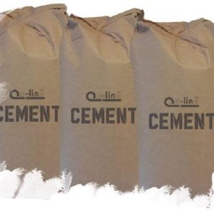 pytlovaný cement