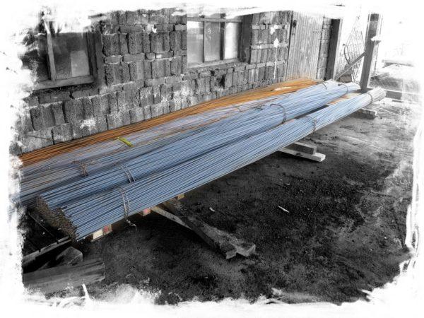 Betonářská výstuž - velikost dle vyžádání
