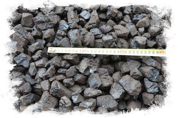 Uhlí kostka doprava Šternberk