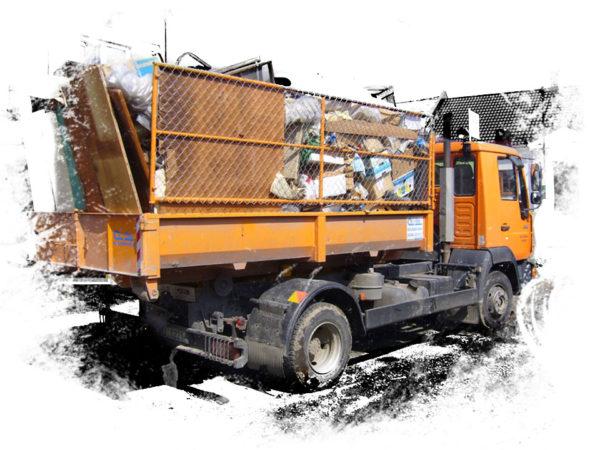 odvoz směsného odpadu Šternberk
