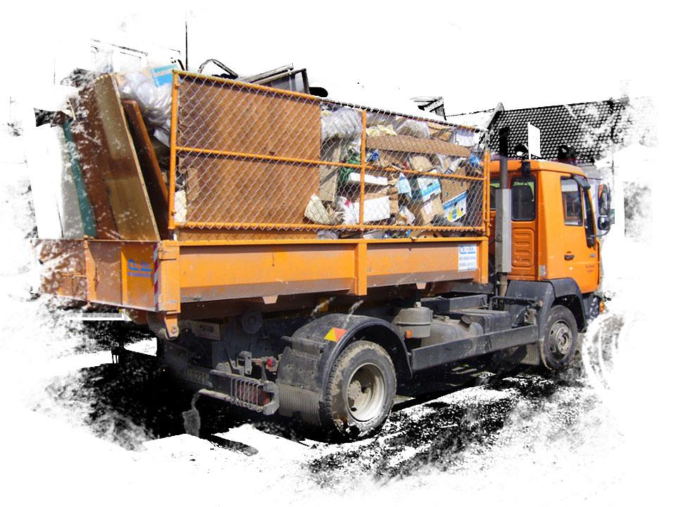 odvoz směsného odpadu