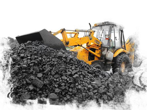 paliva - uhlí