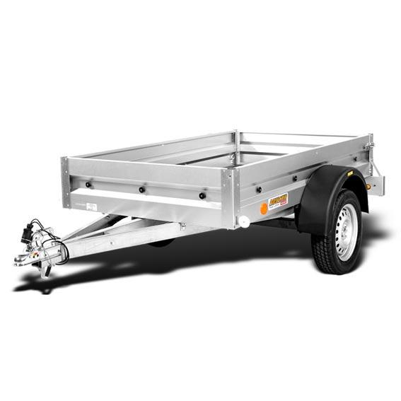 Přívěsný vozík Neptun Remorque nosnost 1t.