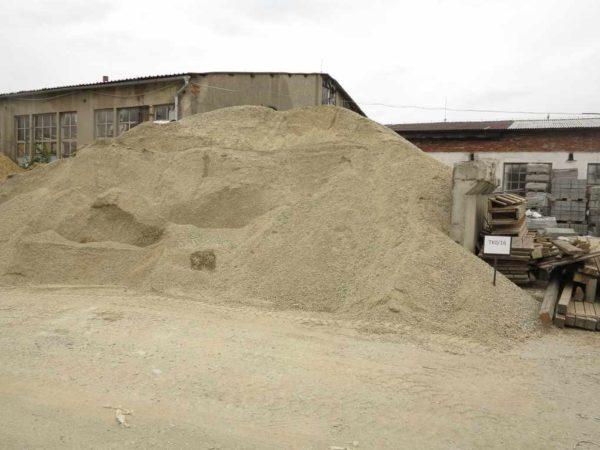 TK 0-16 betonářský písek
