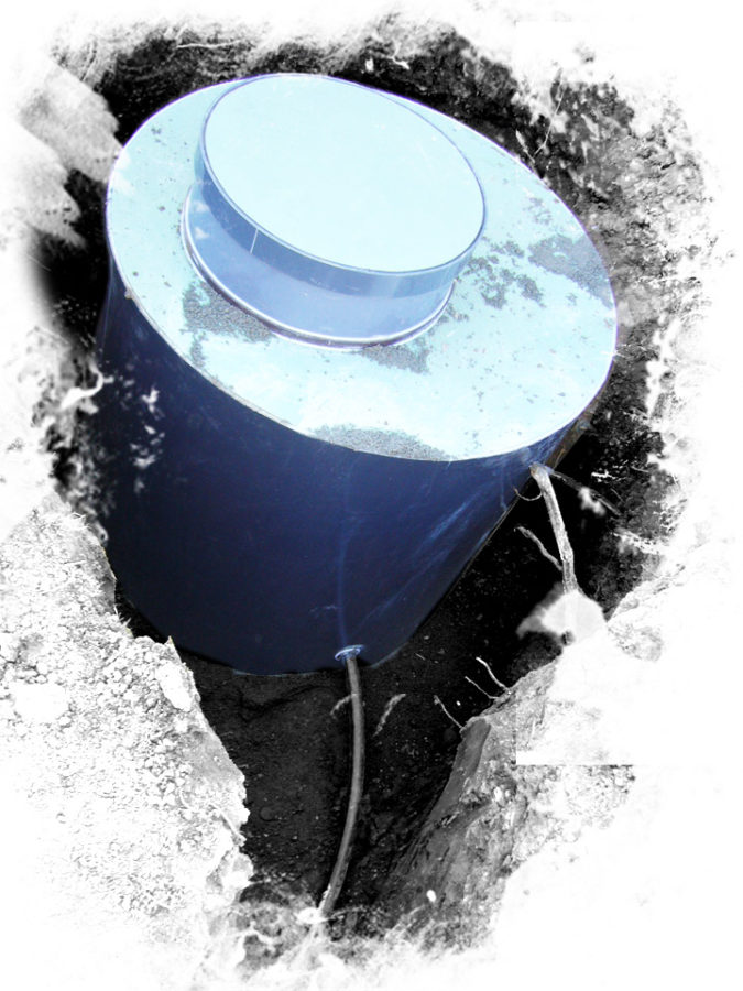 jimky a tlaková kanalizace