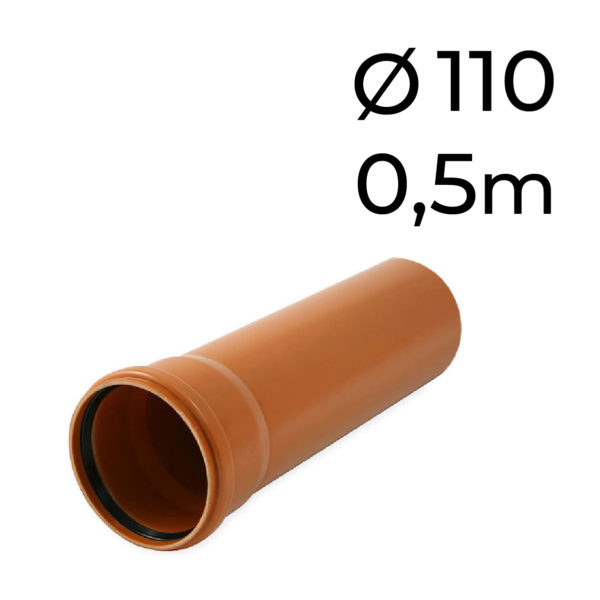 KG potrubí 110-05m