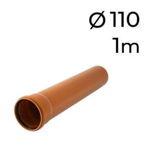 KG potrubí 110/1m