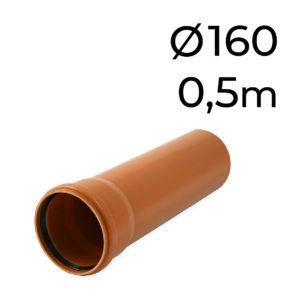 KG potrubí 160-05m