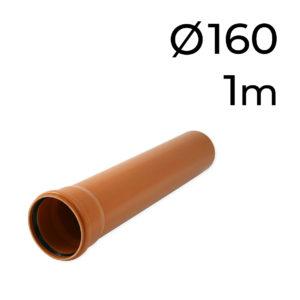 kg potrubí 160-1m