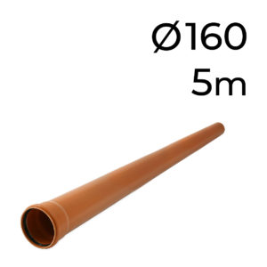 KG potrubí 160-5m