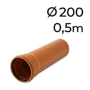 KG potrubí 200/05m