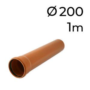 kg potrubí 200 1m