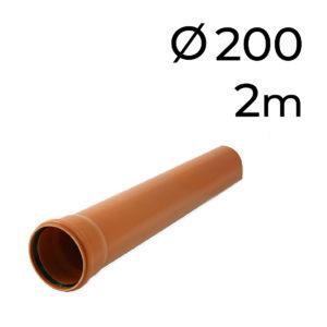 kg potrubí 200