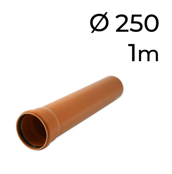 kg potrubí 1m 250