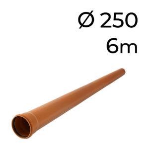potrubí KG 250-6m