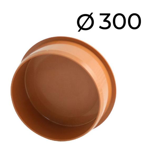 KG víčko průměr 300 mm