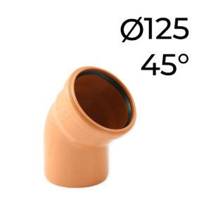 KG koleno 125-45