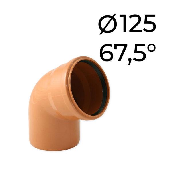 KG koleno 125/67