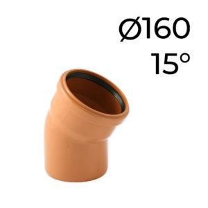KG koleno 160 - 15
