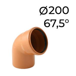 KG koleno 200-67