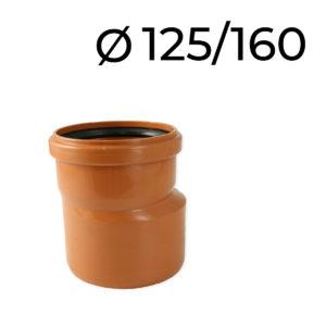 kanalizační redukce 12-160