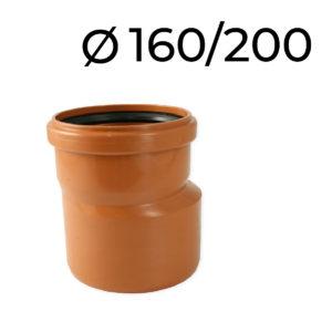 kanalizační redukce160-200