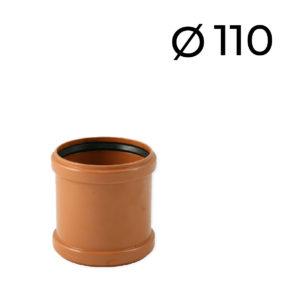 kanalizační spojka DN110