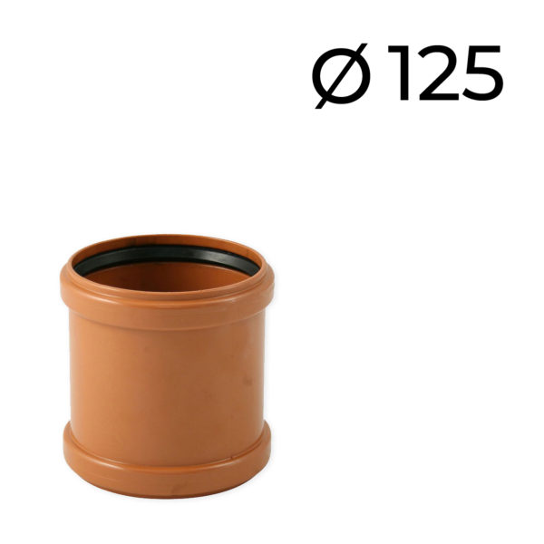 kanalizační spojka dn 125
