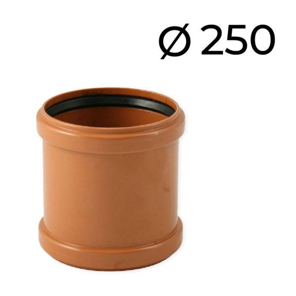 kanalizační spojka dn 250