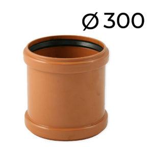 kanalizační spojka dn 300