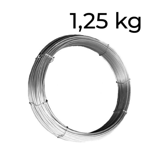 Ocelový drát 1,25