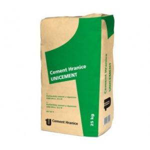 Cement hranice - Unicement