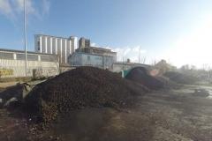 prodejna uhlí ve Šternberku